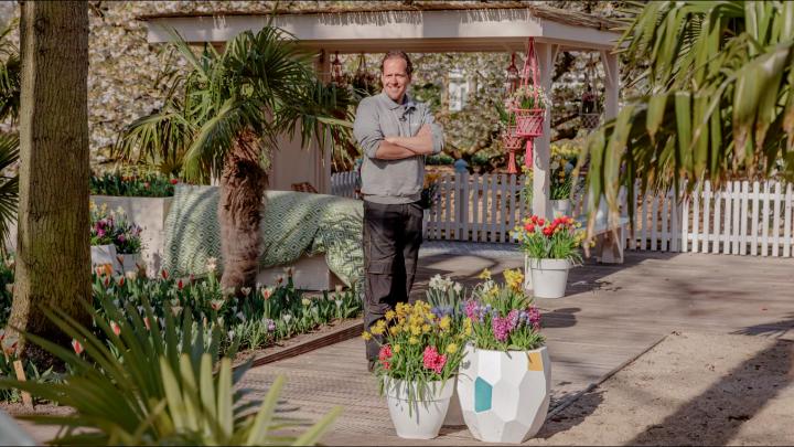 Gardener Daan shows you his favorite spots