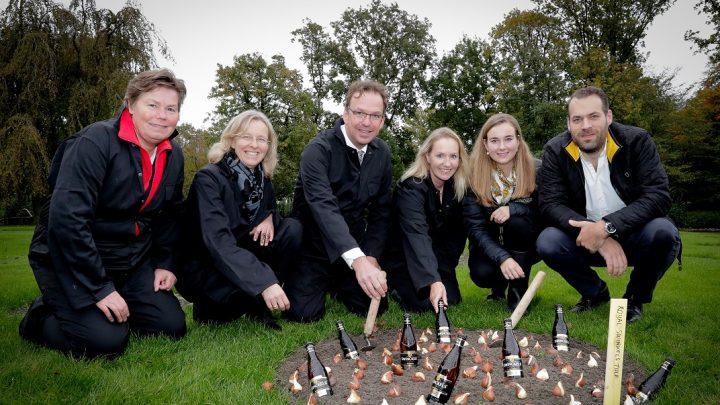 Familie swinkels plant Royal Swinkels tulp