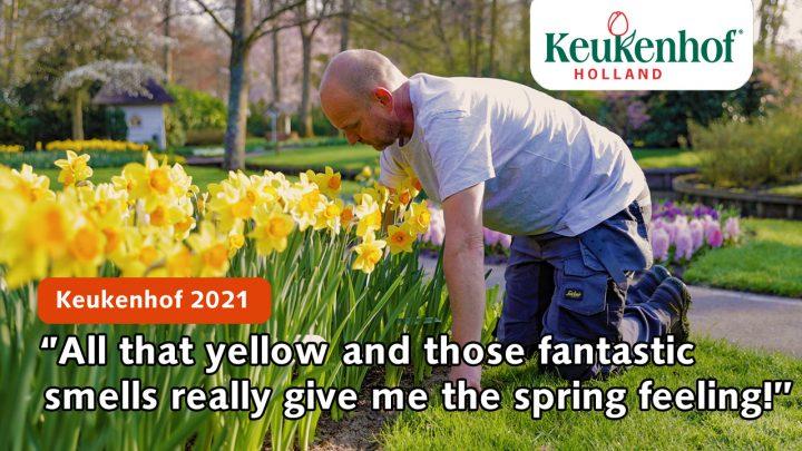 Gardener Sander: